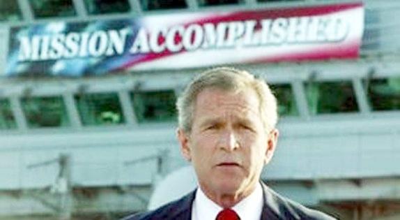 bush-mission